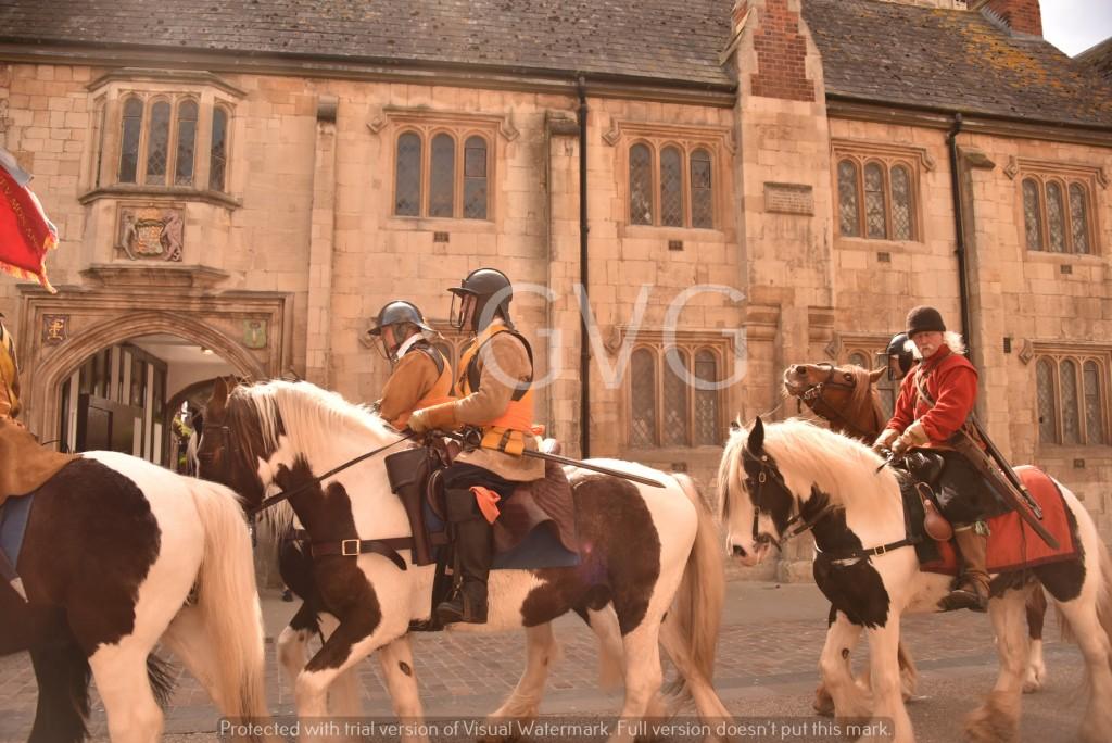 3 cavalry pass St Mary's